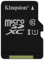 Карта памяти Kingston microSDXC UHS-I U1 Class 10 256Gb