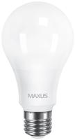 Лампочка Maxus 1-LED-564 A65 12W 4100K E27