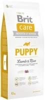 Корм для собак Brit Care Puppy All Breed Lamb/Rice 12 kg