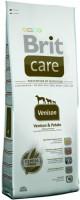 Фото - Корм для собак Brit Care Venison/Potato All Breeds 3 kg