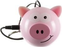 Фото - Портативная акустика KitSound Mini Buddy Speaker Pig