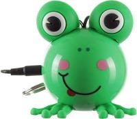 Фото - Портативная акустика KitSound Mini Buddy Speaker Frog