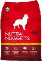 Фото - Корм для собак Nutra-Nuggets Lamb Meal and Rice 15 kg