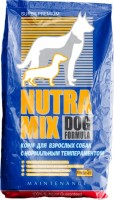 Фото - Корм для собак Nutra Mix Dog Formula Maintenance 3 kg