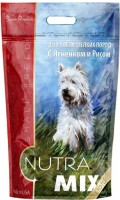 Фото - Корм для собак Nutra Mix Gold Small Breed Lamb/Rice 22.7 kg