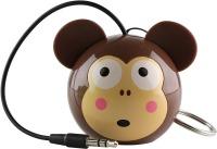 Портативная акустика KitSound Mini Buddy Speaker Monkey