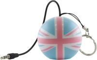 Портативная акустика KitSound Mini Buddy Speaker Union Jack