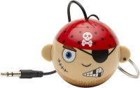 Фото - Портативная акустика KitSound Mini Buddy Speaker Pirate