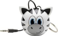 Фото - Портативная акустика KitSound Mini Buddy Speaker Zebra