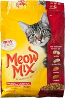 Фото - Корм для кошек Meow Mix Hairball Control 1 kg