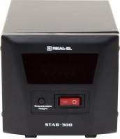 Фото - Стабилизатор напряжения REAL-EL STAB-300