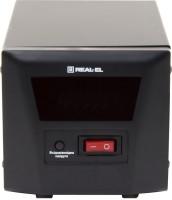 Фото - Стабилизатор напряжения REAL-EL STAB-1000