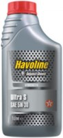Моторное масло Texaco Havoline Ultra S 5W-30 1L