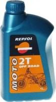 Моторное масло Repsol Moto Off Road 2T 1L