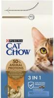Фото - Корм для кошек Cat Chow Feline 3 in 1 Turkey/Pork 1.5 kg