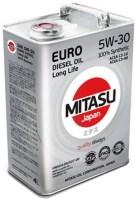 Моторное масло Mitasu Euro Diesel 5W-30 4L