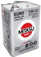 Моторное масло Mitasu Euro Diesel 5W-30 6L