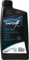 Охлаждающая жидкость WOLF Coolant Standard G11 1L
