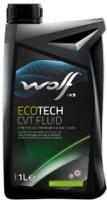 Трансмиссионное масло WOLF Ecotech CVT Fluid 1L