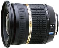 Фото - Объектив Tamron 10-24mm F/3.5-4.5 Di II LD Aspherical (IF)
