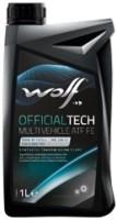 Трансмиссионное масло WOLF Vitaltech 75W-80 Multi Vehicle 1L