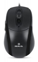 Мышь REAL-EL RM-290