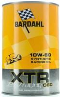 Моторное масло Bardahl XTR Racing 39.67 10W-60 1L
