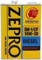 Моторное масло Idemitsu Zepro Diesel DH-1 10W-30 4L