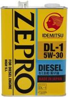 Моторное масло Idemitsu Zepro Diesel DL-1 5W-30 4L