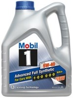 Моторное масло MOBIL FS X1 5W-40 4L