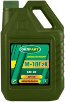 Моторное масло OILRIGHT M-10G2K 5L