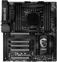 Материнская плата MSI X99A Godlike Gaming Carbon