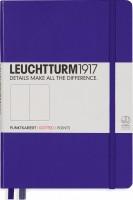 Блокнот Leuchtturm1917 Dots Notebook Purple