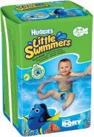 Фото - Подгузники Huggies Little Swimmer 3-4 / 12 pcs