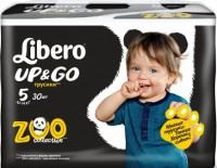 Подгузники Libero Up and Go Zoo Collection 5 / 30 pcs