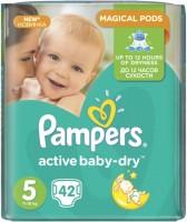 Фото - Подгузники Pampers Active Baby-Dry 5 / 42 pcs