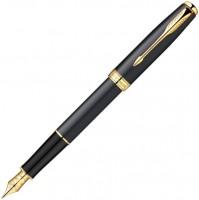 Ручка Parker Sonnet 08 Matte Black FP