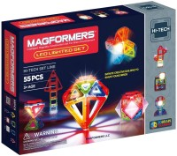 Конструктор Magformers Lighted Set 63092
