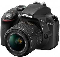 Фото - Фотоаппарат Nikon D3300 kit 18-55 +  55-300