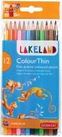 Карандаши Derwent Lakeland Colour Thin Set of 12