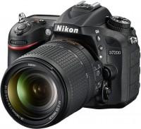 Фото - Фотоаппарат Nikon D7200 kit 18-200