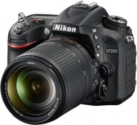 Фотоаппарат Nikon D7200 kit 16-85
