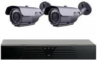 Комплект видеонаблюдения CoVi Security HVK-2004 AHD PRO KIT