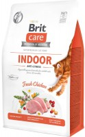 Фото - Корм для кошек Brit Care Monty I am Living Indoor 0.4 kg