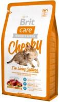 Корм для кошек Brit Care Cheeky I am Living Outdoor 0.4 kg