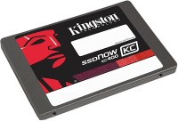 SSD накопитель Kingston SSDNow KC400 SS37/256G