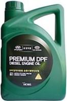 Моторное масло Mobis Premium DPF Diesel 5W-30 6L