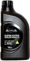 Моторное масло Mobis Super Extra Gasoline 5W-30 1L