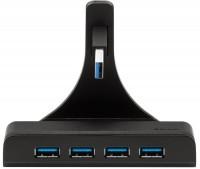 Картридер/USB-хаб Ozaki O!macworm Huback