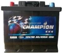 Автоаккумулятор CHAMPION Black